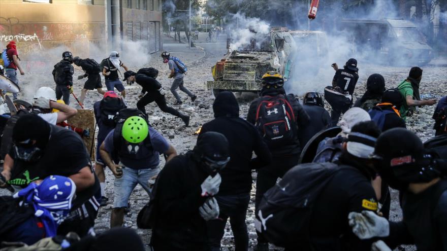 INDH de Chile recibe denuncias por simulación de ejecuciones en Puente Alto