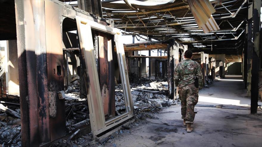 'EEUU no podrá ocultar daños de ataque iraní a sus bases en Irak' | HISPANTV