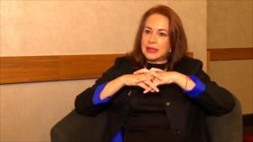 Candidata a jefa de OEA defiende diálogo para crisis venezolana