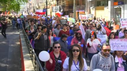 Chilenos volverán a manifestarse en marzo de 2020
