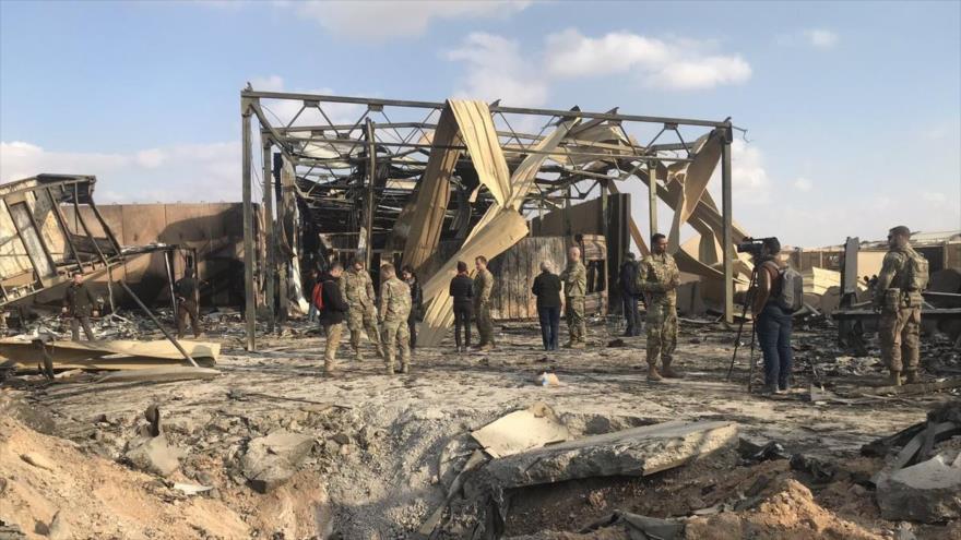 Ataque iraní a Ain Al-Asad rompió superioridad misilística de EEUU | HISPANTV