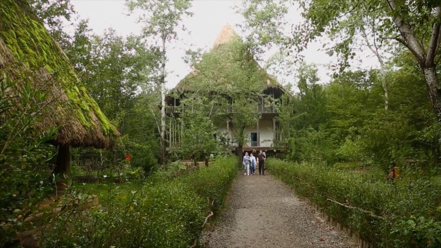 Irán: Museo del Patrimonio Rural de Guilán, Parte: 2