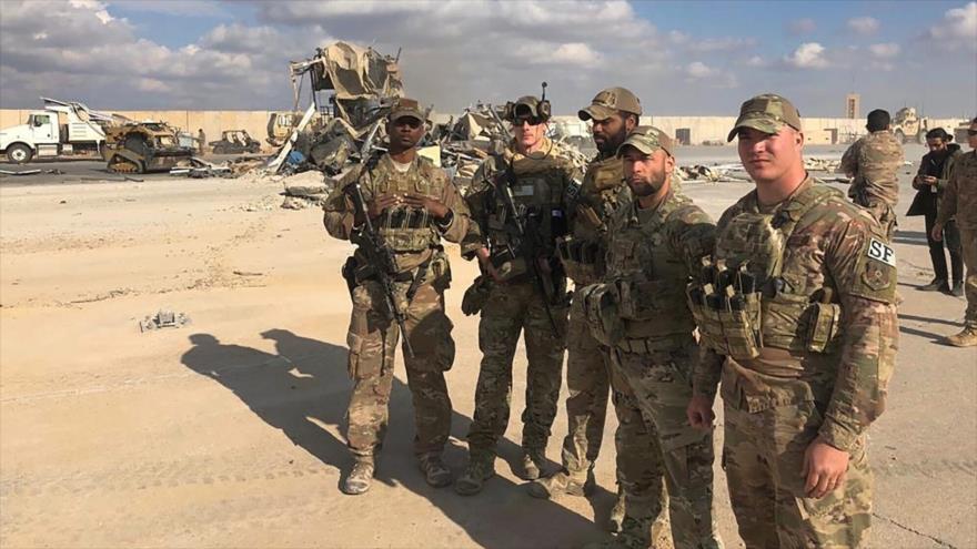 Revelan rol de la base estadounidense Ain Al-Asad en apoyar a EIIL | HISPANTV