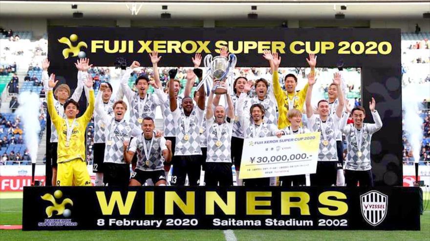 Vídeo: Erran nueve penales consecutivos en supercopa de Japón