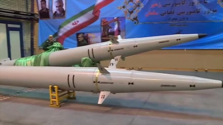 """""""Metamorfosis"""" en la tecnología misilística iraní: Misil Raad 500"""