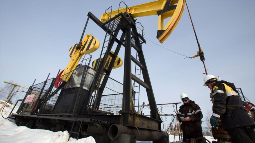"""""""EEUU busca sancionar a Rosneft por tener lazos con Venezuela""""   HISPANTV"""