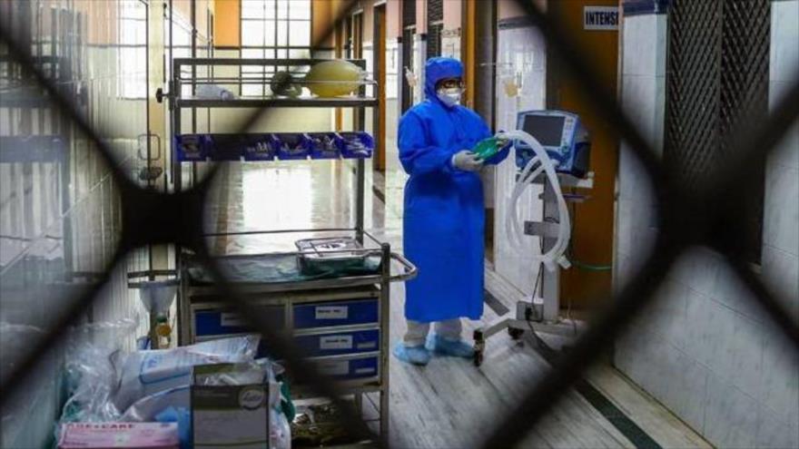 La OMS alerta de riesgo de infección por coronavirus en personas que no viajaron a China.
