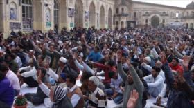 Conmemoran en La India el asesinato del general iraní Soleimani
