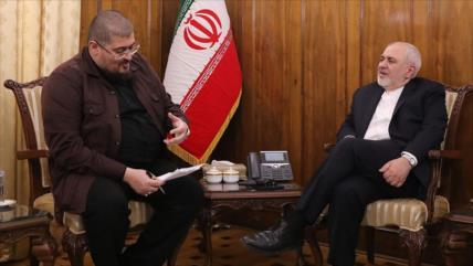 Zarif: Asesinato de Soleimani por EEUU fortalecerá a Resistencia