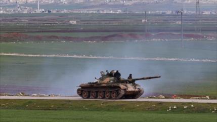 Vídeo: ¿Qué se sabe de la nueva operación del Ejército sirio?