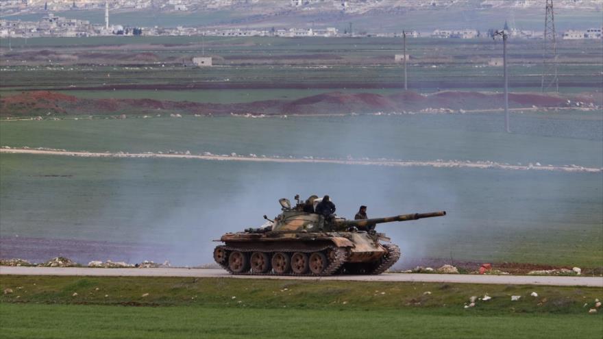 Vídeo: ¿Qué se sabe de la nueva operación del Ejército sirio? | HISPANTV