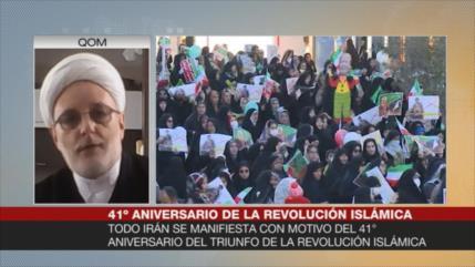 """Paz: Irán, un """"bastión indestructible"""" tras la Revolución Islámica"""