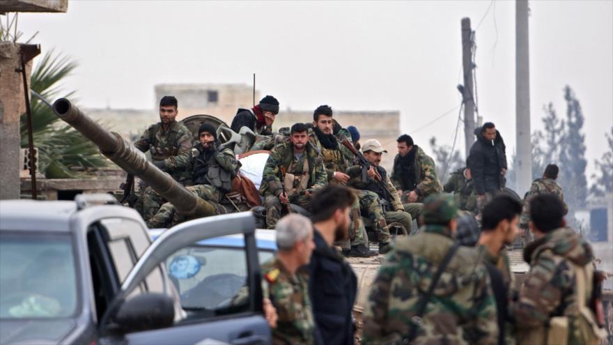 Siria recupera estratégica carretera Damasco-Alepo tras 8 años
