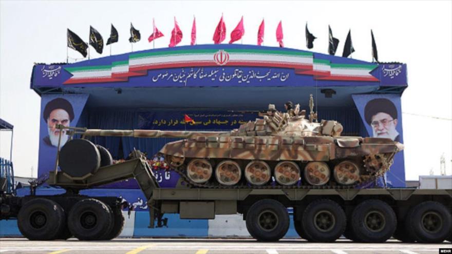 Vídeo: Logros militares de Irán tras la Revolución Islámica
