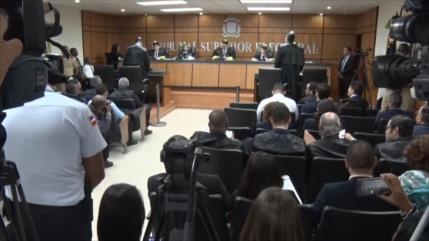Tribunal Electoral conoce acusación contra presidente dominicano