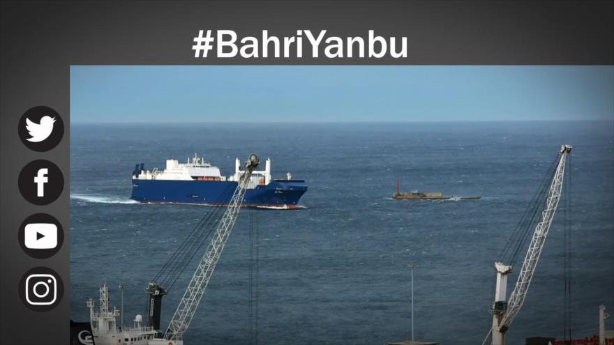"Etiquetaje: Llegada de ""barco de la muerte"" saudí a Europa genera polémica"
