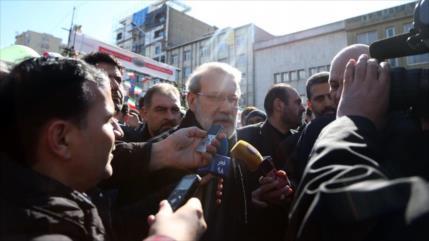 """""""Presencia de iraníes es la mejor manera de mostrar poder a EEUU"""""""