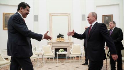 EEUU se preocupa por la creciente influencia de Rusia en Venezuela