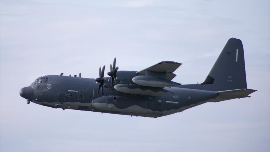 Un avión MC-130 de EE.UU. (Foto: Mando de Operaciones Especiales de los Estados Unidos)