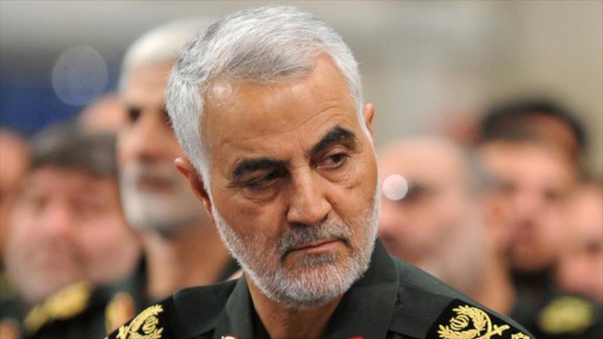 El teniente general Qasem Soleimani, excomandante de la Fuerza Quds del Cuerpo de Guardianes de la Revolución Islámica (CGRI) de Irán.