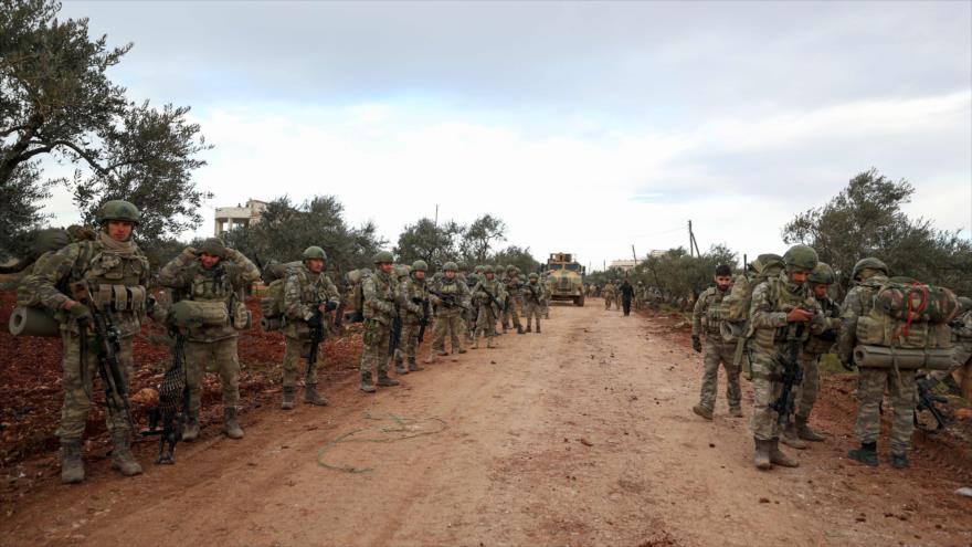 Rusia denuncia que presencia turca en Idlib agrava ofensiva siria | HISPANTV