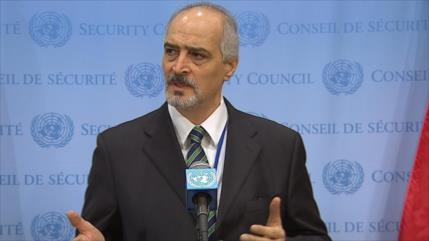 Damasco: Occidente usa a Idlib para perturbar la paz en Siria