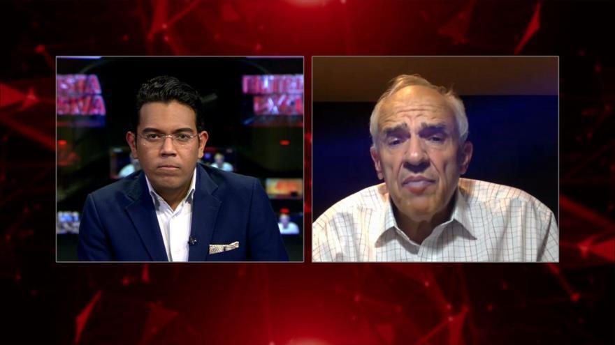 """Expresidente colombiano aborda """"paro armado"""" de ELN con HispanTV"""