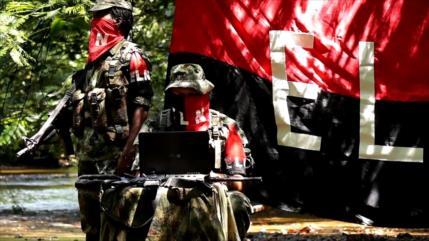 Paro armado decreta la guerrilla del ELN