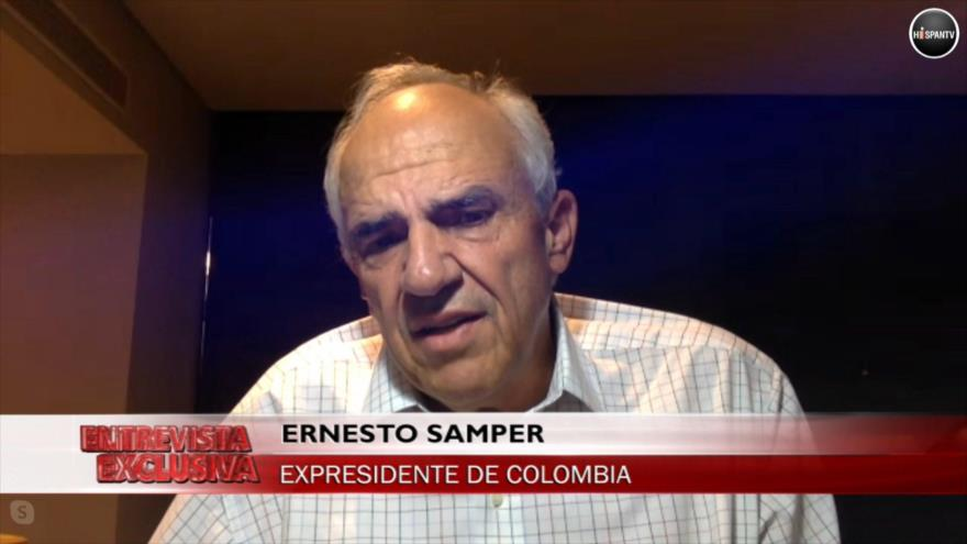 Entrevista Exclusiva: Ernesto Samper