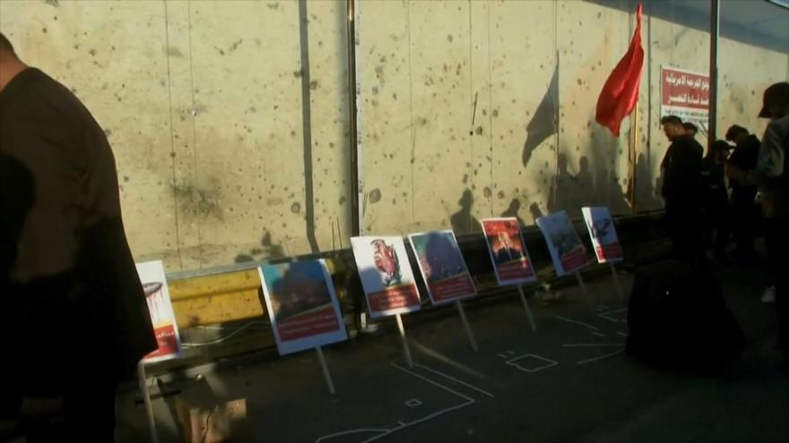 ¡Fuera EEUU!: reiteran iraquíes a 40 días del martirio de Soleimani