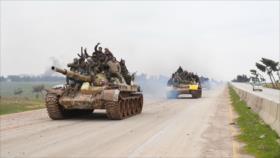Ejército de Siria arrebata a terroristas nuevas zonas en Alepo