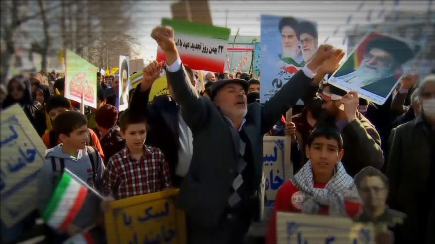 Irán Hoy: Aniversario de la Revolución Islámica de Irán