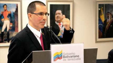 Venezuela denuncia a EEUU ante La Haya por sanciones ilegales