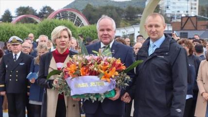 Embajador ruso insta a Reino Unido a devolver Malvinas a Argentina