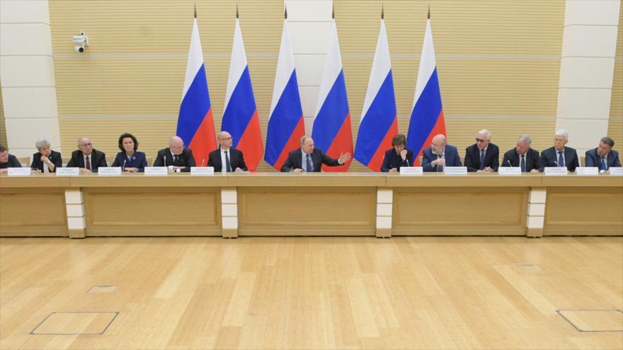 Putin: Rusia debe dar pasos más allá de ser potencia nuclear | HISPANTV