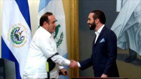 Guatemala ofrece a El Salvador acceso al océano Atlántico