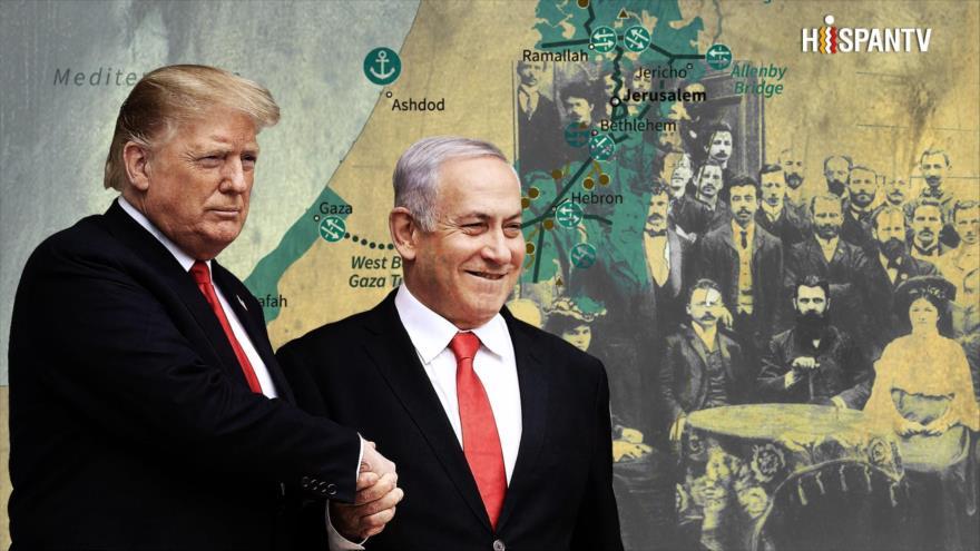 El plan del imperialismo sionista y la imposición del siglo.