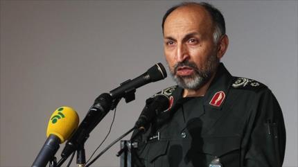 """""""Irán seguirá la lucha hasta la expulsión de EEUU de la región"""""""