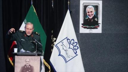 'Sin Soleimani, Irak y Siria habrían caído en manos de terroristas'