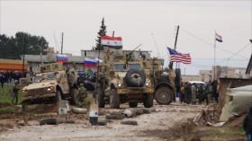 Rusia está presionando a tropas de EEUU para que salgan de Siria