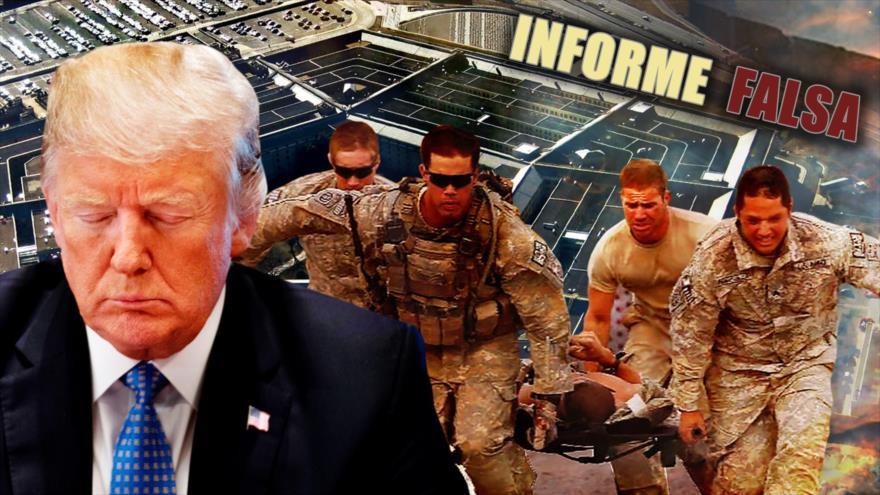 Detrás de la Razón: Lesión cerebral a más soldados estadounidenses por ataque de misiles iraníes