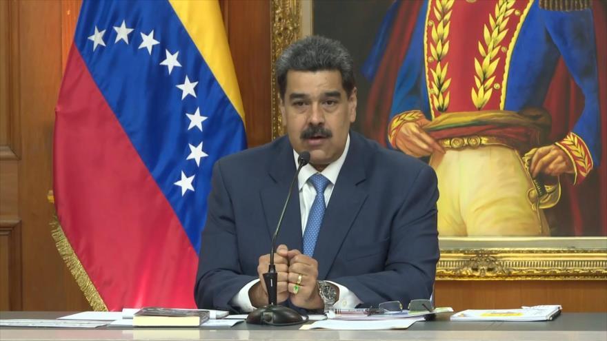 """Maduro avisa que """"llegará el día que Guaidó vaya a la cárcel"""""""