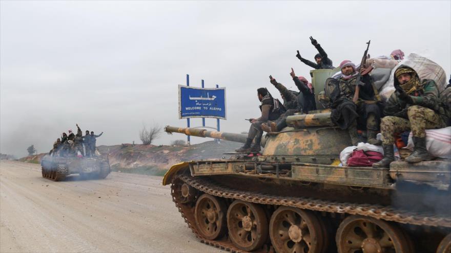 Ejército sirio logra liberar una base clave en Alepo tras 8 años