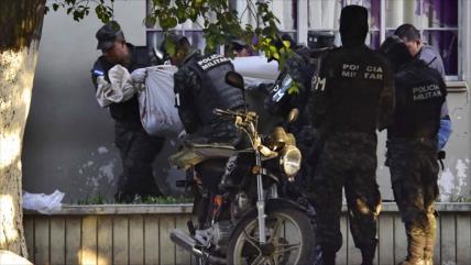 Vídeo: Criminales liberan a su cabecilla detenido en Honduras