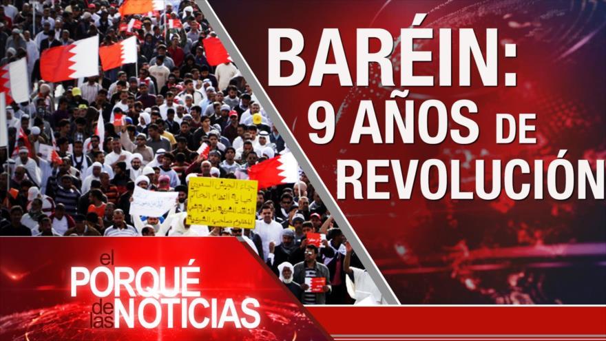 El Porqué de las Noticias: Represión en Baréin. Conferencia de Seguridad en Alemania. Tensión Venezuela-Colombia