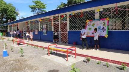 Nicaragua invierte más en la educación