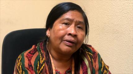 Una diputada indígena pone en jaque al Congreso de Guatemala