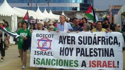 Podemos-PSOE sellan pactos en 58 municipios para boicotear a Israel