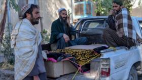 Ataque aéreo mata a 8 civiles en Afganistán, entre ellos 1 menor