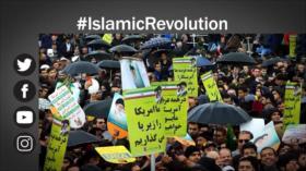 Etiquetaje: Unidad iraní en aniversario de su Revolución, una alerta para EEUU